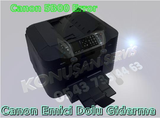 Canon MAXIFY MB-2150 Reset Programı