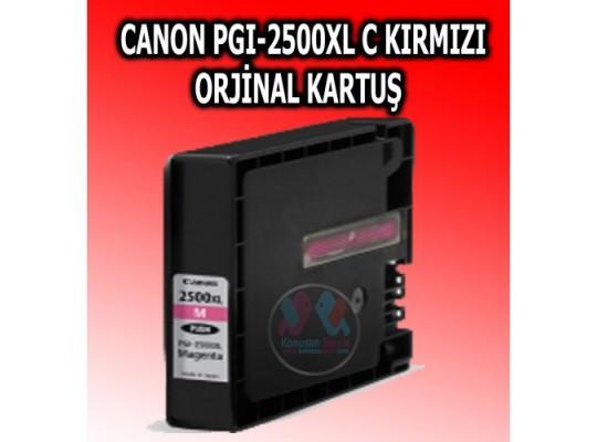 Canon PGI-2500 Magenta orjinal Kartuş